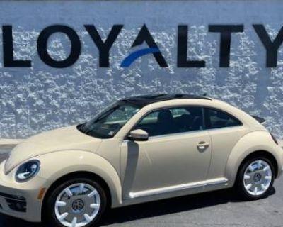 2019 Volkswagen Beetle SEL