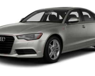2014 Audi A6 Premium Plus