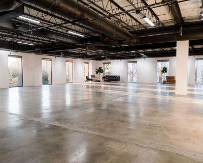 North Houston Industrial Loft Style Studio, Houston, TX