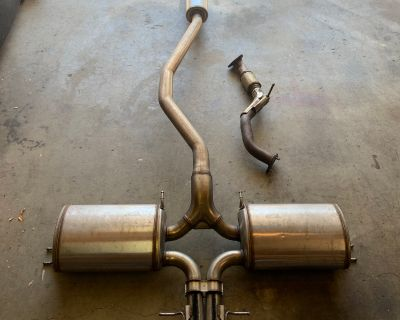 California - FS: Stock Front Pipe and Exhaust