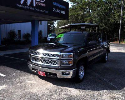 """Used 2014 Chevrolet Silverado 1500 2WD Crew Cab 143.5"""" LT w/1LT"""