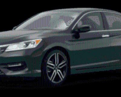 2017 Honda Accord Sport Sedan CVT