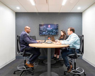 High-Performance Meeting Room, Atlanta, GA
