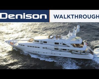 Heesen - Tri Deck Motor Yacht