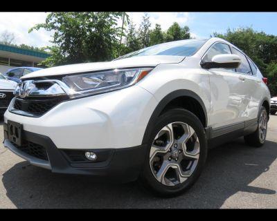 Used 2018 Honda CR-V EX-L AWD