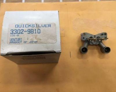 New Nla Oem Mercruiser Carb Venturi 3302-9810 3302 9810