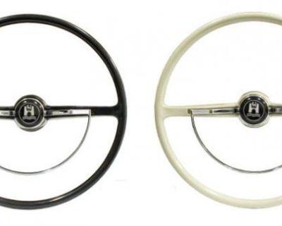 New OEM Style Steering Wheel