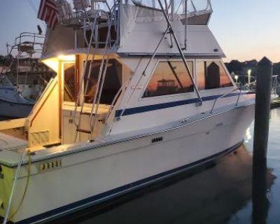 1987 Viking Boats 35 Convertible