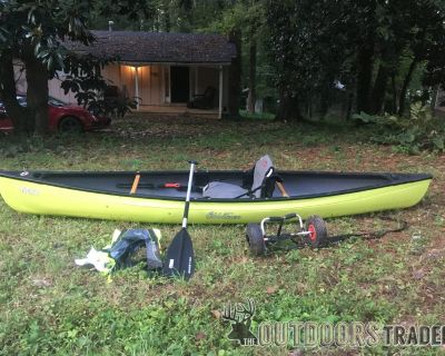 FS/FT Old Town NEXT Canoe. $800 or trade