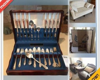 Westminster Moving Online Auction - Grove Street (CONDO)