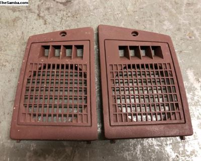 1981-84 MK1 Rabbit/Caddy Speaker Grill Vents