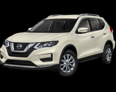 Certified Pre-Owned 2018 Nissan Rogue SV AWD 4D Sport Utility