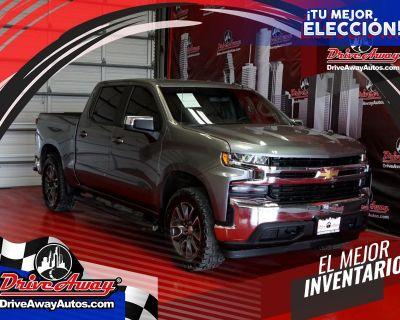 """2020 Chevrolet Silverado 1500 4WD Crew Cab 147"""" LT"""
