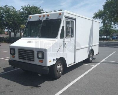 18' Chevrolet P30 Step Van Truck with Lots of Upgrades Ready for Conversion