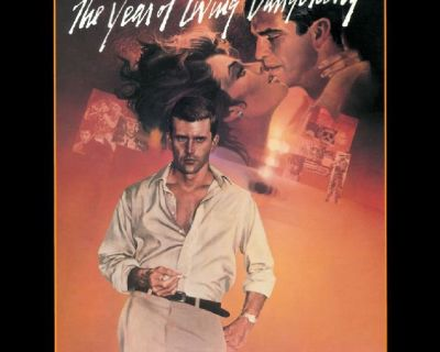 MAURICE JARRE - Music from THE YEAR OF LIVING DANGEROUSLY (ORIGINAL MOTION PICTURE SOUNDTRACK) LP