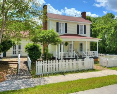Completely renovated - Old World Charm @ the Little Yellow House on York - Aiken