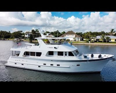 Outer Reef Yachts - 730 MY