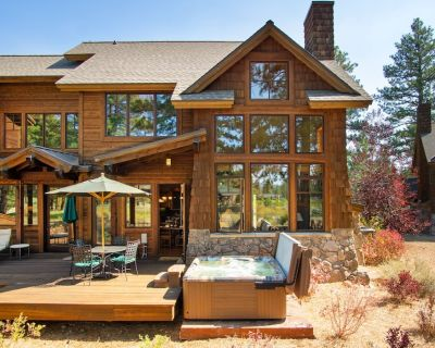 New Listing! 3 BD Residence on the Old Greenwood Golf Course!!! - Truckee