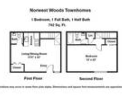 Norwest Woods Apartment - 1 Bedroom - Townhome