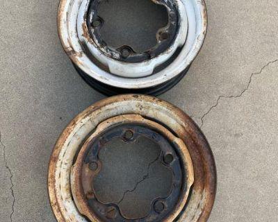 OG split bus 15 rims/wheels