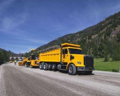 Dump truck & construction equipment funding - (Nationwide)