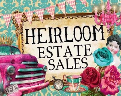 OH, A FUN ONE! By Heirloom Estate Sales
