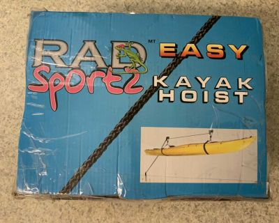 Kayak Hoist Never used