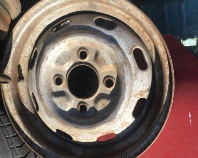 914 15 by 5.5 & 4.5 wheels Lemmerz Rims