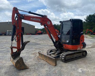 2018 Kubota KX040-4 Mini Excavator