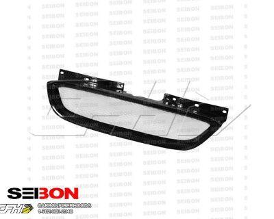 Seibon Carbon Fiber Carbon Fiber Grille Grill Hyundai Fits Genesis 08-12 Usa Bas