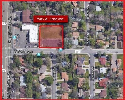 In-fill Land Available For Sale