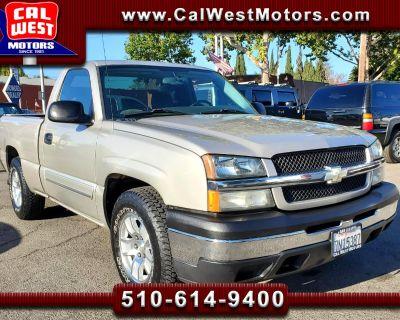 2005 Chevrolet Silverado 1500 Regular Cab Short Bed 2WD VeryClean ExclMtnce