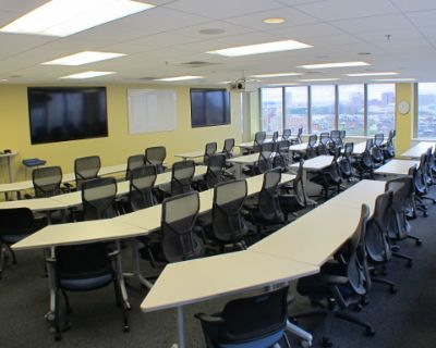 Back Bay Meeting, Workshop and Training Center, Boston, MA