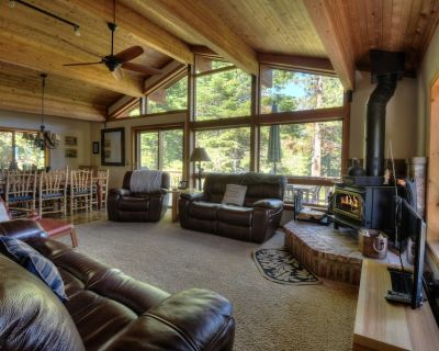 Vista Point - 2 miles from Kings Beach, comfy reclining seats, filtered lake vie - Tahoe Vista