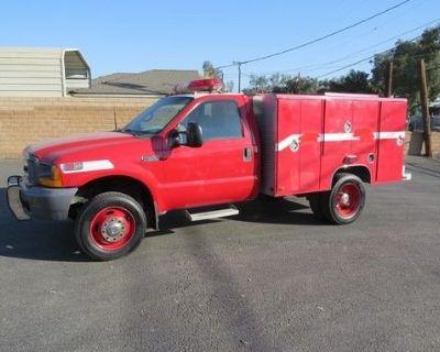 1999 FORD F450 XL Service, Utility, Mechanic Trucks Medium Duty