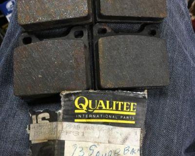 NORS 71-73 squareback disc brake pads
