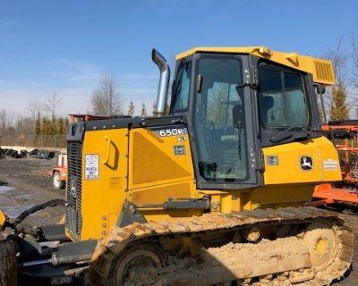 2014 John Deere Construction 650K XLT
