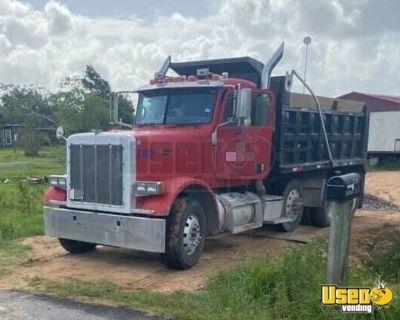 2006 Peterbilt 379 Triaxle Dump Truck 475hp Cat Twin Turbo AT