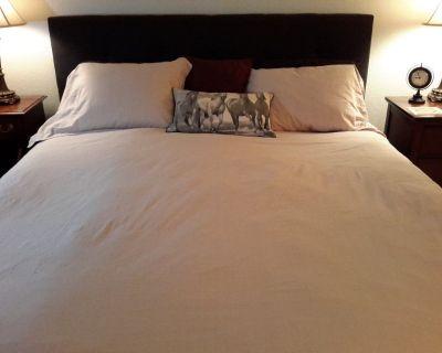 California King bed - Free
