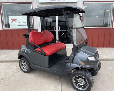 2021 Club Car Special Edition Road Runner Lithium Electric 2 Passenger