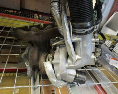 Vw Jetta Turbo With Exhaust Manifold 07 08
