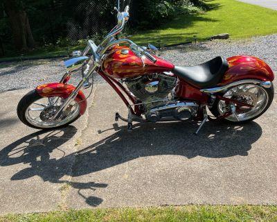 2009 Big Dog Motorcycles MASTIFF
