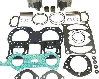 Wsm 010-828-10p Yamaha 800 Engine Rebuild Kit Std./needle Bearing Included