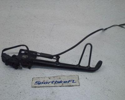 01-07 Kawasaki Ninja 250r Ex 250 Ex250f Kickstand Side Kick Stand Sensor Bracket