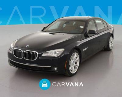 2012 BMW 7 Series 750Li