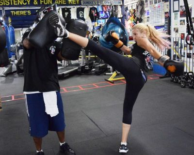 Train like a champion with South Beach Boxing