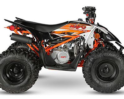2021 Kayo Predator 125 ATV Kids North Mankato, MN