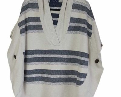 American Eagle outfitters poncho