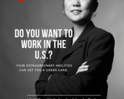 Live and work in the United States Learn more about the EB-1/EB-2 NIW visas