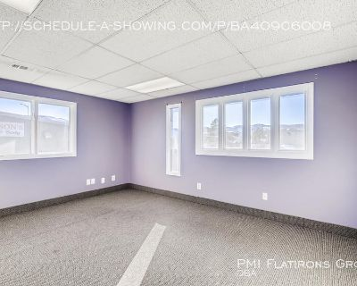 Bright Top Floor Executive Suite